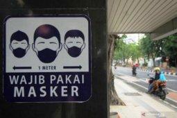 Gugus Tugas Jatim ingatkan masyarakat pakai masker sesuai standar