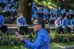 Wali Kota Bogor siap evaluasi penentuan status kelurahan dan RW merah