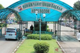 Jumlah positif COVID-19 di Kota Bogor capai hampir 1.000 kasus