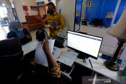 Penurunan permintaan paspor