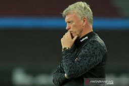 Moyes ingin West Ham bawa momentum kemenangan Piala Liga saat hadapi Arsenal