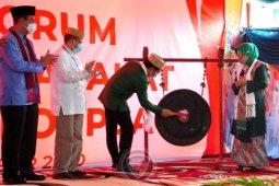 Mendes-PDTT deklarasikan FORPEACE di Desa Banuroja Pohuwato