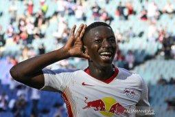 Leipzig menang 3-1 atas Mainz pada laga perdananya