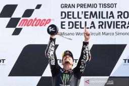 Vinales raih kemenangan perdana MotoGP musim ini