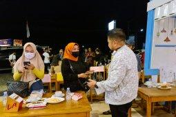 Kadispersip Kalsel promosikan e-book di Tanah Bumbu