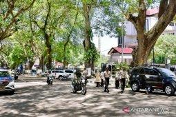 Tim gabungan di Sabang razia warga langgar Prokes