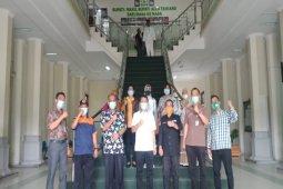 Pemkab Langkat-Pemkab Aceh Tamiang kordinasi penanganan COVID-19