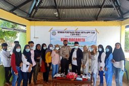 Warga jazirah Leihitu ingin mekar dari Kabupaten Maluku Tengah