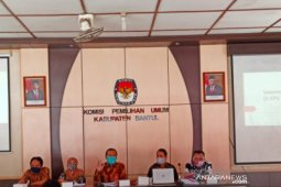 KPU Bantul mendorong paslon tekankan kampanye pendalaman visi misi