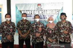 KPU Bantul memfasilitasi alat peraga kampanye dan bahan kampanye paslon