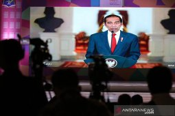 Jokowi ingatkan pentingnya agenda baru perkotaan di Hari Habitat Dunia