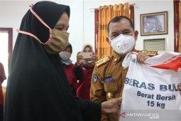 Pemkab Luwu Timur luncurkan bantuan sosial beras kepada KPM PKH