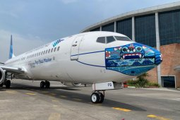 Garuda among world's safest airlines in applying health protocols