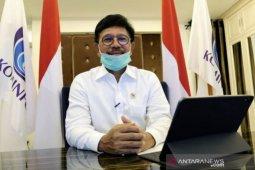 Indonesia terkoneksi tahun ini, target Kominfo