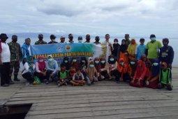 DKP Halmahera Tengah galakkan gerakan bersih pantai dan laut