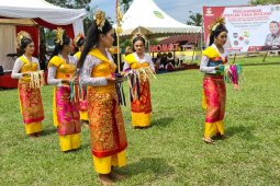 Gubernur Sulsel merasa di Bali saat masuki Desa Kertoraharjo Luwu Timur