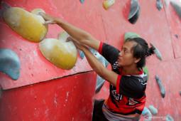 Pemusatan Latihan Atlet Panjat Tebing