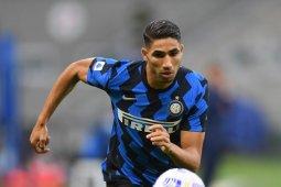 Real Madrid klarifikasi soal transfer Hakimi ke Inter Milan