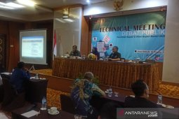 KPU Bantul fasilitasi debat publik Pilkada selama tiga putaran