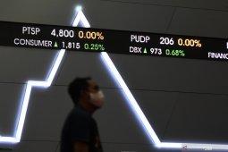IHSG BEI ditutup naik di tengah koreksi bursa saham kawasan