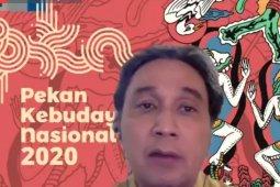 Pekan Kebudayaan Nasional 2020 diadakan secara daring