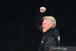 David Moyes siap membawa West Ham ke Liga Champions