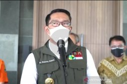 Gubernur Jabar siapkan petugas untuk tes usap wisatawan yang ke Garut