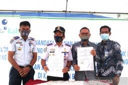 Bank Kalsel Jalin Kerjasama dengan Dinas Perhubungan Kabupaten Banjar