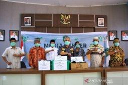 KKP salurkan bantuan 2.000 masker pada GTPP COVID-19 Lutim