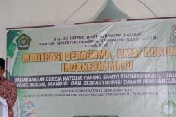 Kemenag Kabupaten Pulau Taliabu intensif wujudkan hidup antarumat beragama