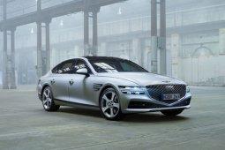 Genesis G80 2021 hadir di Australia dengan harga Rp869 juta 1