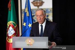 Presiden Portugal  positif COVID-19, tanpa gejala