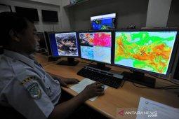 BMKG prediksi cuaca di wilayah Indonesia secara umum cerah berawan  Jambi hujan