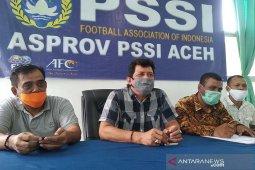 PSSI Aceh tunda kompetisi Liga 3