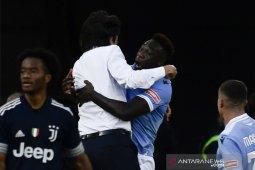 Liga Italia, gol Caicedo selamatkan Lazio dari kekalahan di tangan Juve