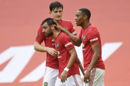 Man United kena serangan siber jelang laga lawan West Brom