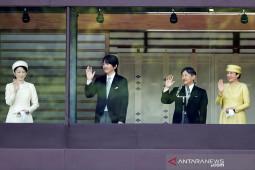 Kaisar Jepang Naruhito buka Olimpiade Tokyo