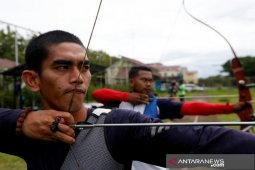 Kejuaraan daerah panahan di Aceh perebutkan 117 medali