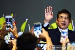 Mahasiswa  di Thailand ditangkap polisi karena  rusak foto raja