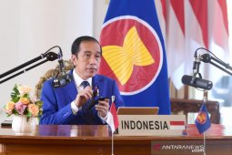 Presiden Joko Widodo hadiri KTT ASEAN-PBB dan  KTT RCEP
