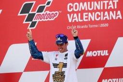 Fakta menarik Joan Mir, juara dunia MotoGP 2020