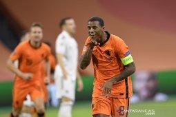 Wijnaldum lega Belanda kembali rasakan kemenangan