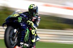 Rossi bersiap untuk perpisahan emosional di balapan pemungkas MotoGP