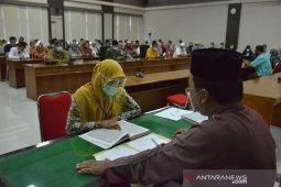 Tes kemampuan baca Al-Quran calon KPI Aceh