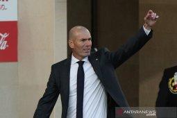 Zidane merasa Real Madrid seharusnya dapat lebih dari satu poin