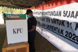 Upaya menerapkan pilkada serentak sehat di Papua