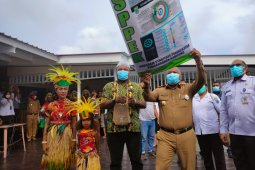 Pemprov Papua Barat meluncurkan Prosppek Otsus