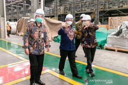 Ministry urges steel producers to cut imports of raw materials