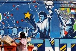 """Selamat jalan Diego Maradona, pemilik """"Tangan Tuhan""""!"""