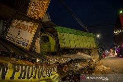 Kecelakaan beruntun di Sumedang